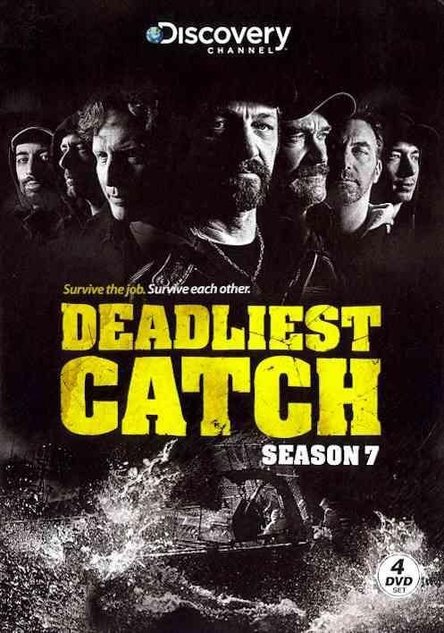 DEADLIEST CATCH:SEASON 7 BY DEADLIEST CATCH (DVD)